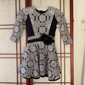 Girl's Isobella & Chloe Dress.